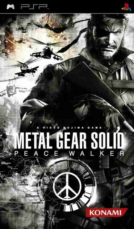 Descargar Metal Gear Solid Peace Walker + Savedata Mission 2 [JAP][FIX] por Torrent
